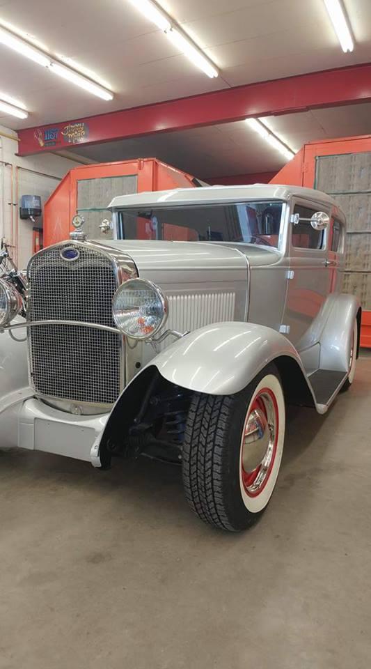 31 Model A
