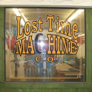 lost time machining